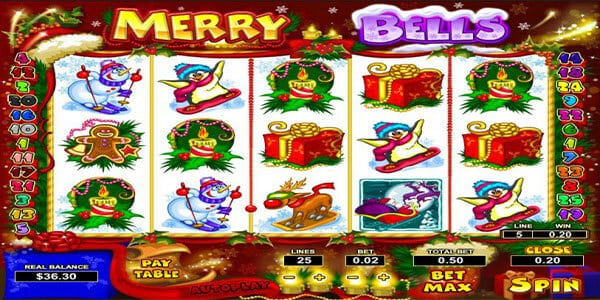 Merry Bells by Pragmatic Play