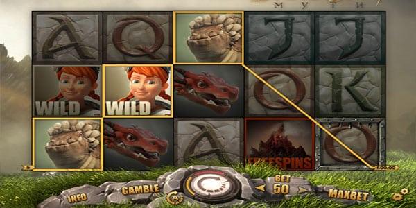 TFS Dragon's Myth