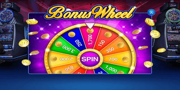 Slot Online pusingan bonus dan ciri-ciri bonus