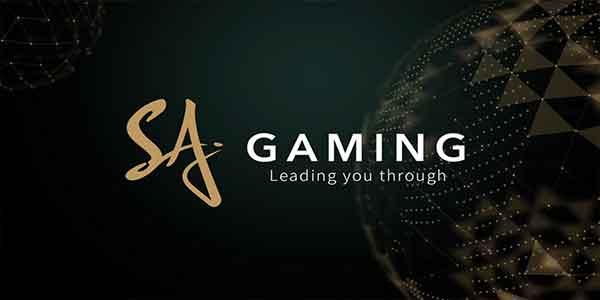Pembekal SA Gaming online di Asia