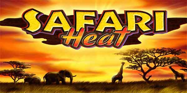 Take a risk and get wild with the Safari Heat Slot Game Review
