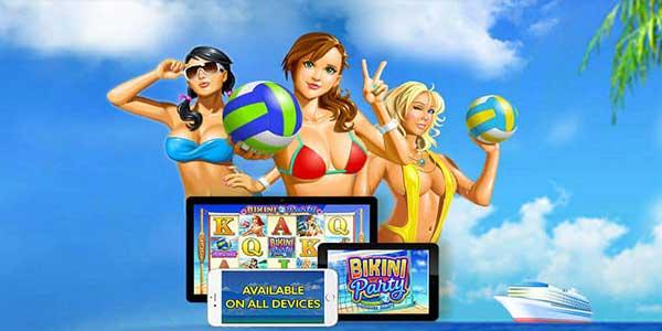 Marilah Bergembira di Bawah Matahari dengan Bikini Party oleh Microgaming