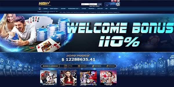 Ulasan Penuh bagi Kasino Online HFive5