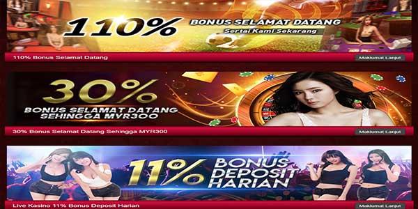 Kasino Online di Malaysia