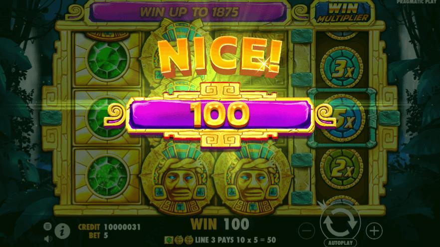 big win aztec gems slot