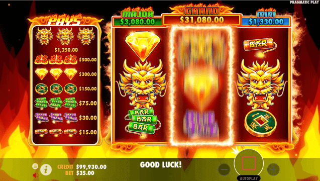 fire 88 slot gameplay