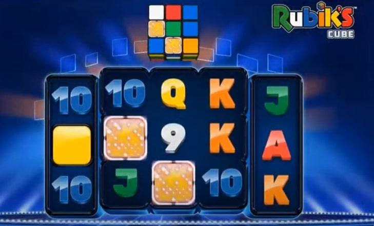 Rubik's Cube-feature