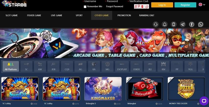 wstar88-online-casino